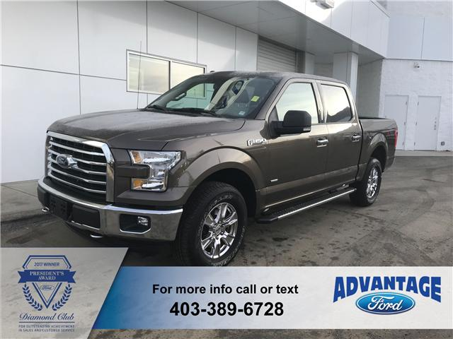2015 Ford F-150 XLT (Stk: J-2062A) in Calgary - Image 1 of 16