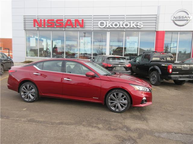 2019 Nissan Altima 2.5 Edition ONE (Stk: 8030) in Okotoks - Image 1 of 31
