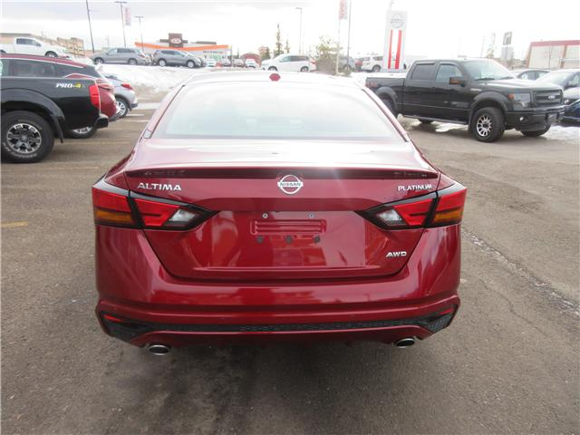 2019 Nissan Altima 2.5 Edition ONE (Stk: 8030) in Okotoks - Image 27 of 31