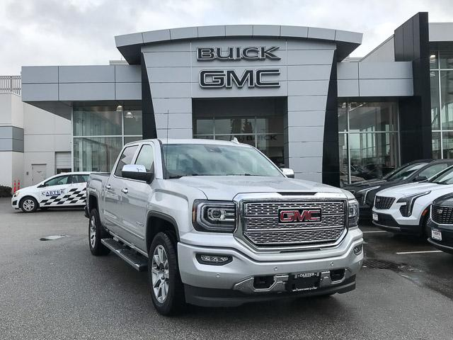 2018 GMC Sierra 1500 Denali (Stk: 8R0261T) in North Vancouver - Image 2 of 13