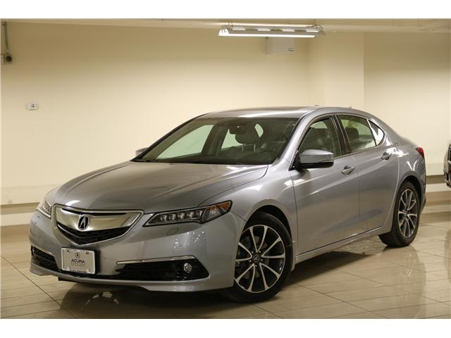 2015 Acura TLX Elite (Stk: TX12459A) in Toronto - Image 1 of 31