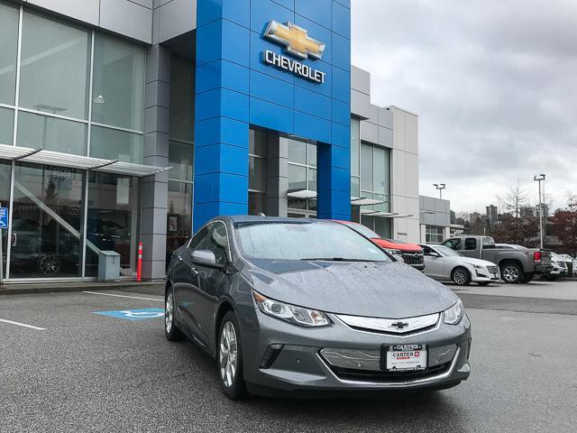 2019 Chevrolet Volt Premier (Stk: 9V81360) in North Vancouver - Image 2 of 11