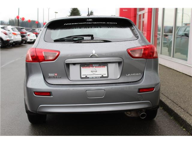 2017 Mitsubishi Lancer Sportback SE LTD (Stk: P0099) in Nanaimo - Image 4 of 9