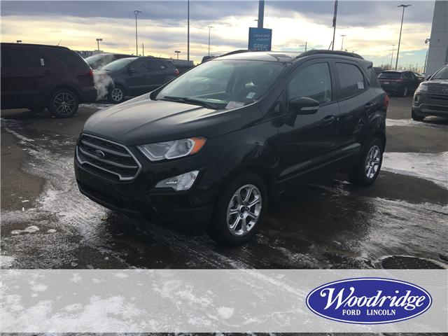 2018 Ford EcoSport SE (Stk: 17267) in Calgary - Image 1 of 5