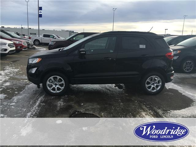 2018 Ford EcoSport SE (Stk: 17267) in Calgary - Image 2 of 5