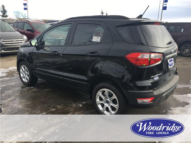2018 Ford EcoSport SE (Stk: J-2830) in Calgary - Image 3 of 5