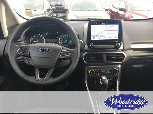 2018 Ford EcoSport SE (Stk: J-2830) in Calgary - Image 4 of 5