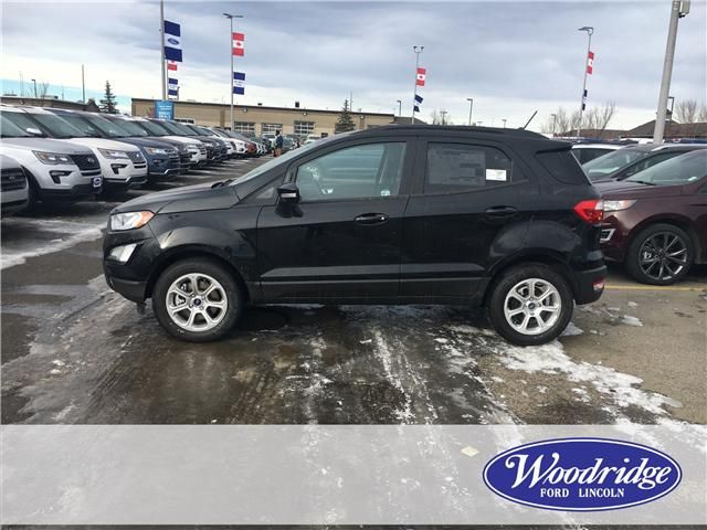 2018 Ford EcoSport SE (Stk: J-2833) in Calgary - Image 2 of 5