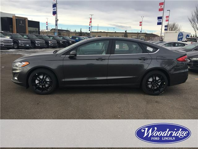 2019 Ford Fusion SE (Stk: K-188) in Calgary - Image 2 of 6