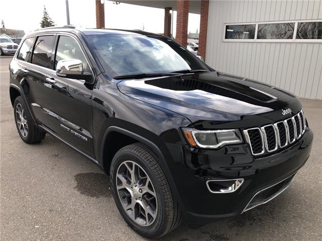2019 Jeep Grand Cherokee Limited (Stk: 14326) in Fort Macleod - Image 8 of 23
