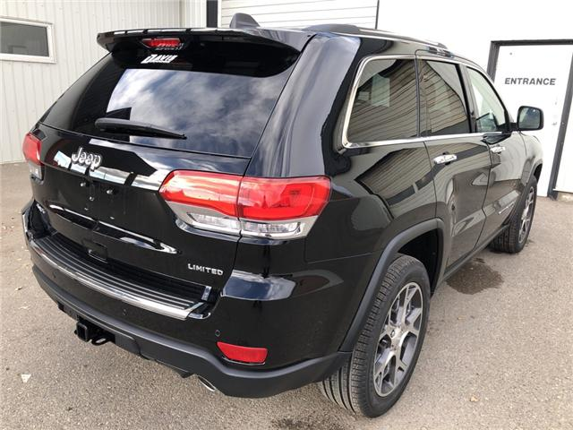 2019 Jeep Grand Cherokee Limited (Stk: 14326) in Fort Macleod - Image 6 of 23