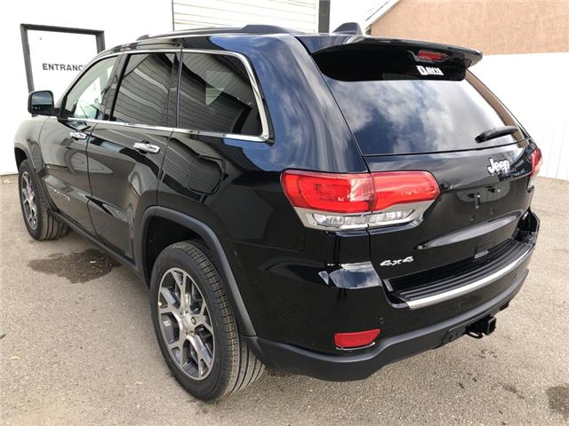 2019 Jeep Grand Cherokee Limited (Stk: 14326) in Fort Macleod - Image 3 of 23