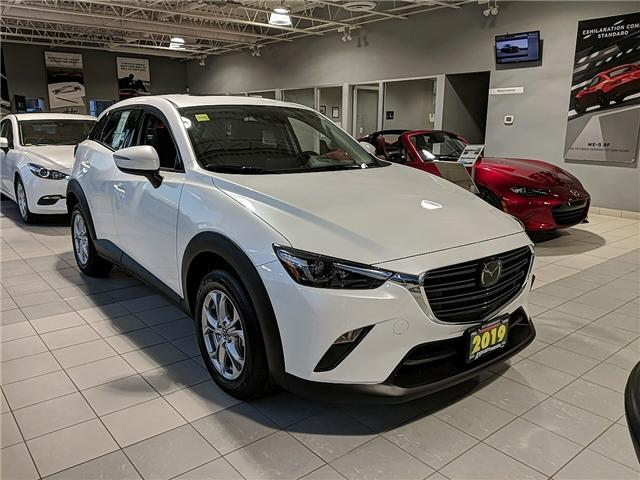 2019 Mazda CX-3 GS (Stk: I7347) in Peterborough - Image 1 of 1