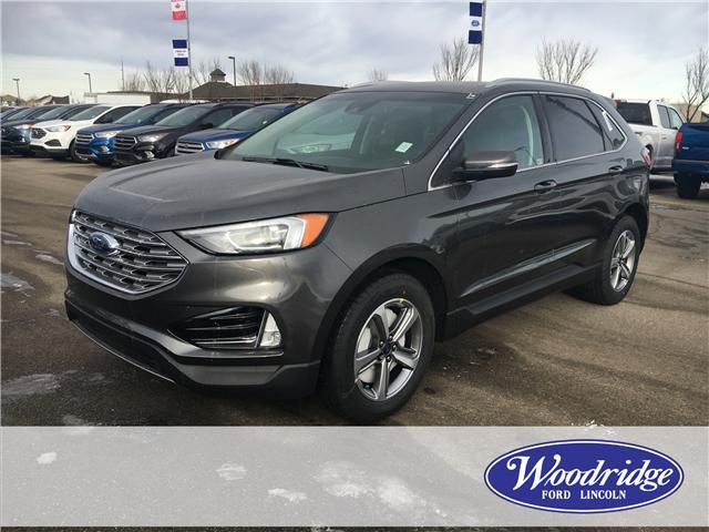2019 Ford Edge SEL (Stk: K-271) in Calgary - Image 1 of 5