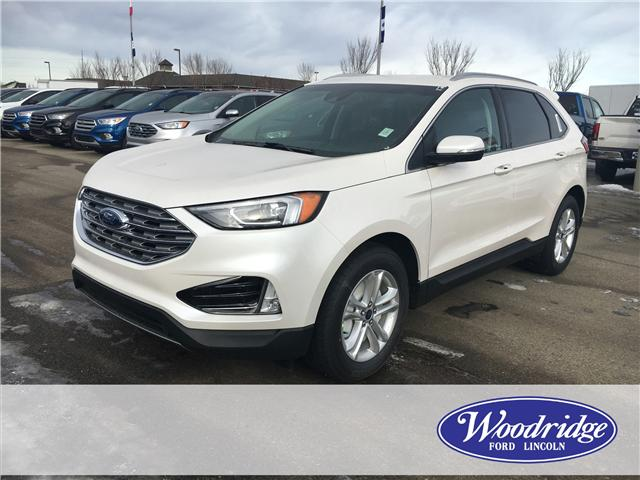 2019 Ford Edge SEL (Stk: K-272) in Calgary - Image 1 of 5