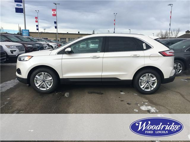 2019 Ford Edge SEL (Stk: K-272) in Calgary - Image 2 of 5