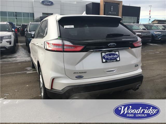 2019 Ford Edge SEL (Stk: K-272) in Calgary - Image 3 of 5