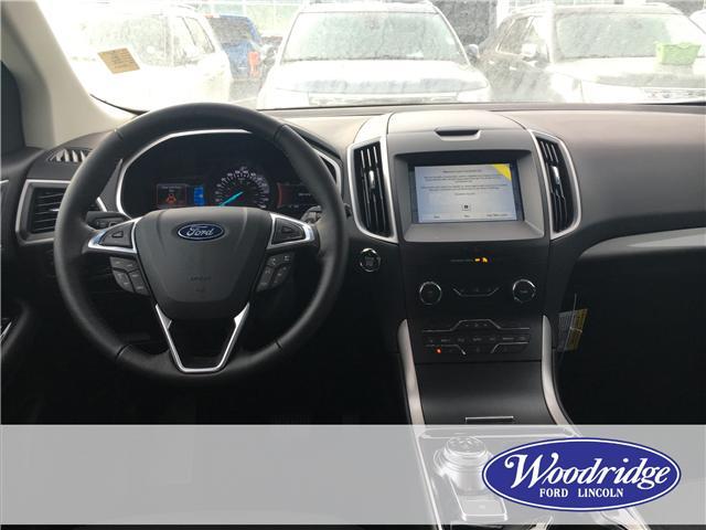2019 Ford Edge SEL (Stk: K-272) in Calgary - Image 4 of 5