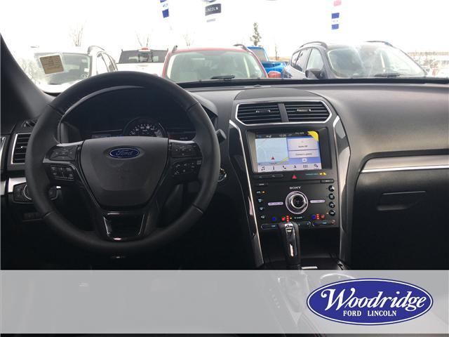 2019 Ford Explorer Sport (Stk: K-284) in Calgary - Image 4 of 6