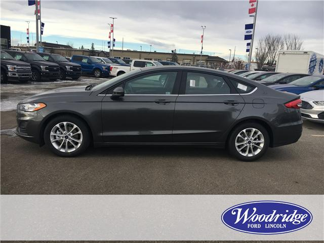 2019 Ford Fusion SE (Stk: K-292) in Calgary - Image 2 of 5