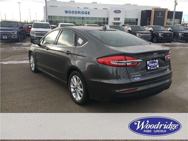 2019 Ford Fusion SE (Stk: K-292) in Calgary - Image 3 of 5