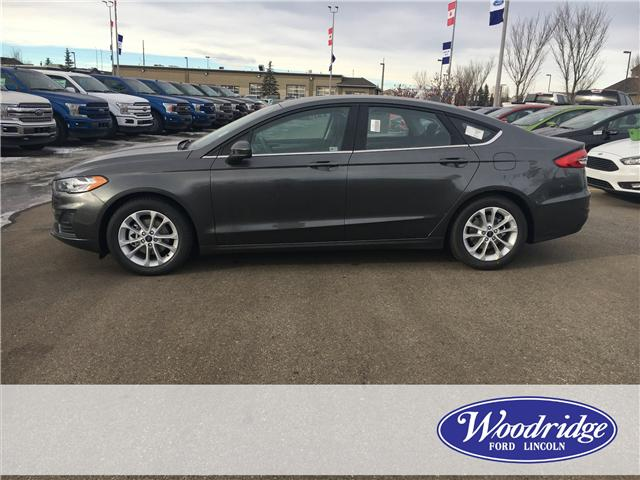 2019 Ford Fusion SE (Stk: K-294) in Calgary - Image 2 of 5