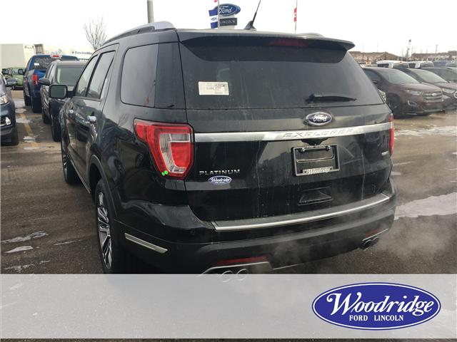 2019 Ford Explorer Platinum (Stk: K-312) in Calgary - Image 3 of 6