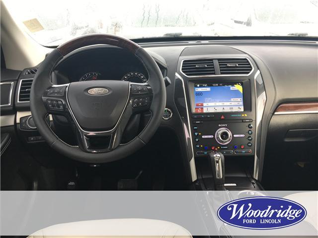 2019 Ford Explorer Platinum (Stk: K-312) in Calgary - Image 4 of 6