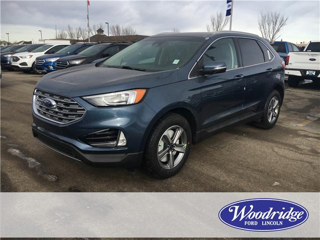 2019 Ford Edge SEL (Stk: K-602) in Calgary - Image 1 of 5