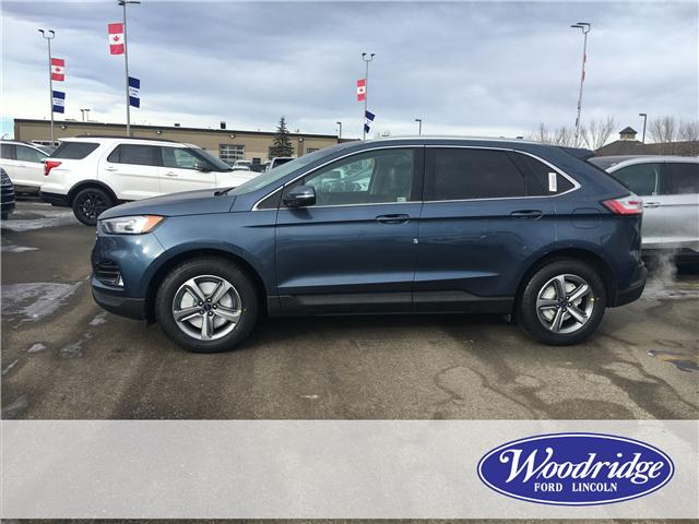 2019 Ford Edge SEL (Stk: K-602) in Calgary - Image 2 of 5