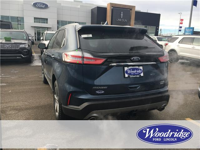 2019 Ford Edge SEL (Stk: K-602) in Calgary - Image 3 of 5