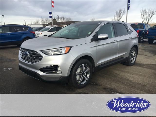2019 Ford Edge SEL (Stk: K-604) in Calgary - Image 1 of 5