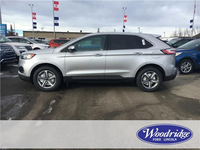 2019 Ford Edge SEL (Stk: K-604) in Calgary - Image 2 of 5