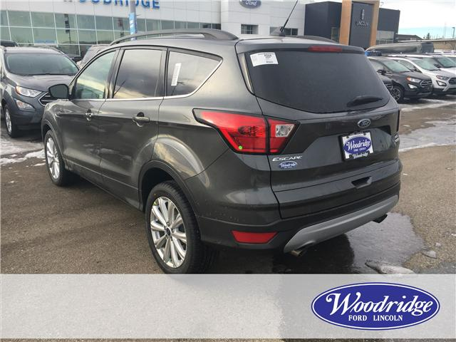 2019 Ford Escape SEL (Stk: K-606) in Calgary - Image 3 of 5