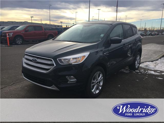 2019 Ford Escape SE (Stk: K-608) in Calgary - Image 1 of 5