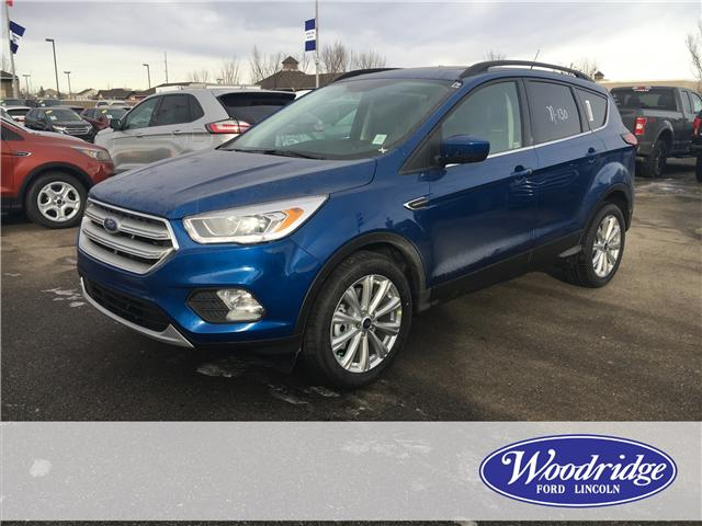 2019 Ford Escape SEL (Stk: K-610) in Calgary - Image 1 of 5