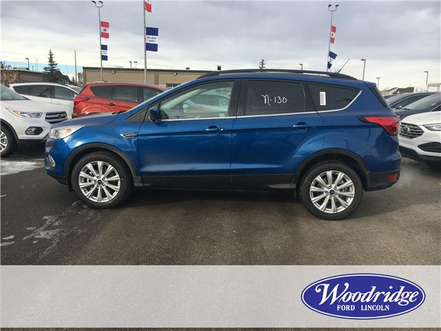 2019 Ford Escape SEL (Stk: K-610) in Calgary - Image 2 of 5