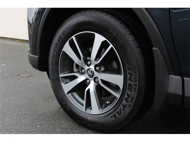 2017 Toyota RAV4 XLE (Stk: W370173) in Courtenay - Image 21 of 30
