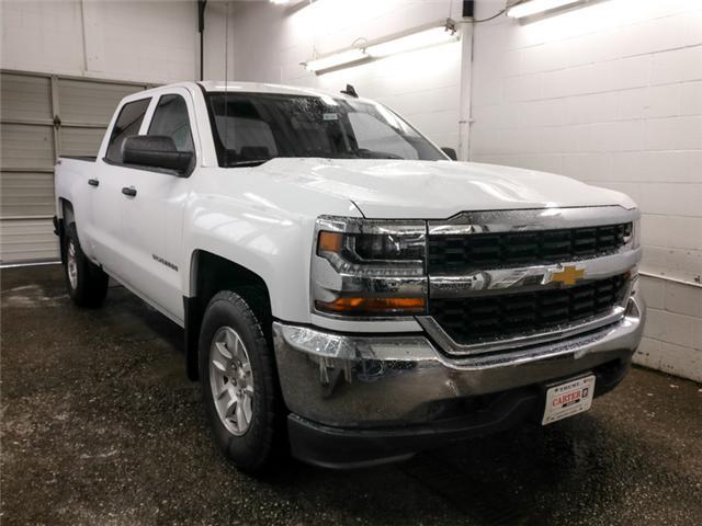 2018 Chevrolet Silverado 1500 WT (Stk: N8-35110) in Burnaby - Image 2 of 12