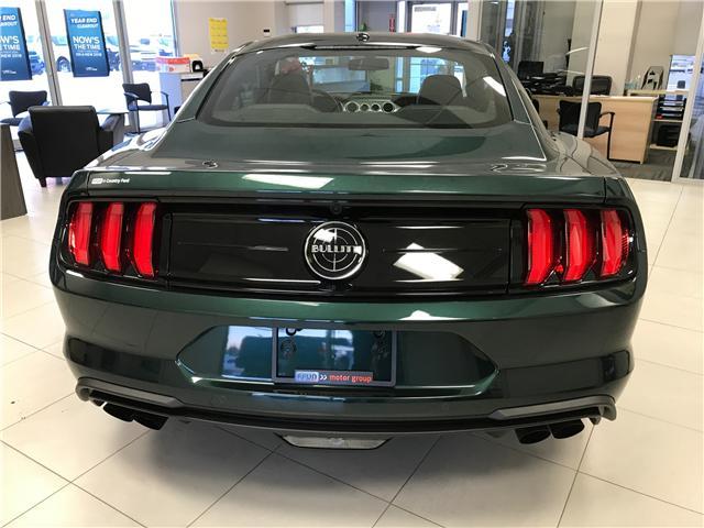 2019 Ford Mustang BULLITT (Stk: 9107) in Wilkie - Image 6 of 9