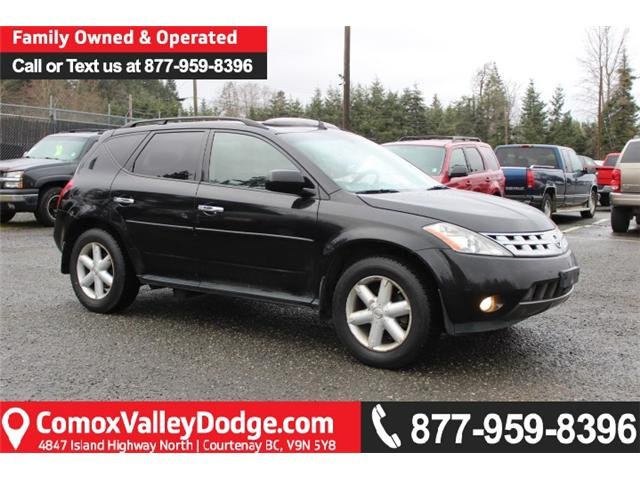 2003 Nissan Murano SE (Stk: R682303C) in Courtenay - Image 1 of 10