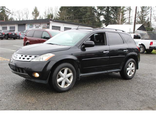 2003 Nissan Murano SE (Stk: R682303C) in Courtenay - Image 3 of 10