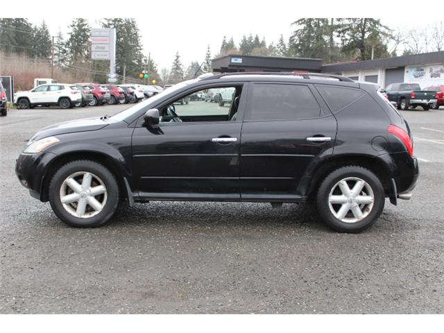 2003 Nissan Murano SE (Stk: R682303C) in Courtenay - Image 5 of 10
