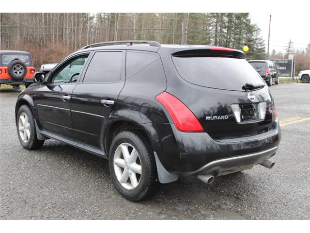 2003 Nissan Murano SE (Stk: R682303C) in Courtenay - Image 6 of 10