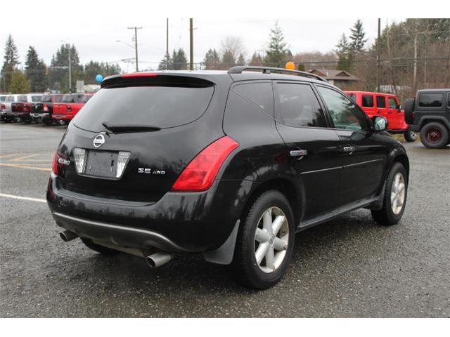 2003 Nissan Murano SE (Stk: R682303C) in Courtenay - Image 8 of 10