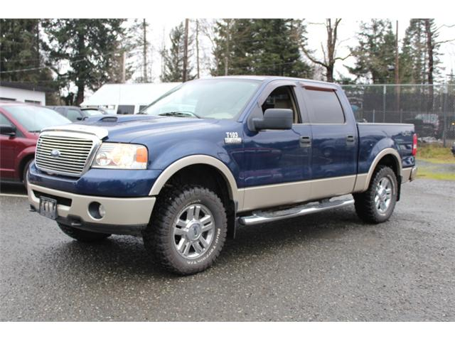 2008 Ford F-150 Lariat (Stk: N630124B) in Courtenay - Image 3 of 10