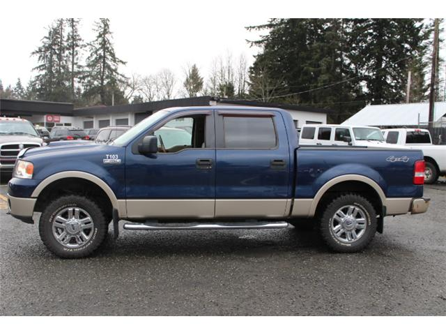 2008 Ford F-150 Lariat (Stk: N630124B) in Courtenay - Image 5 of 10