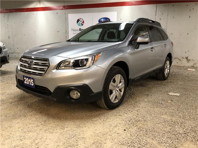 2015 Subaru Outback 2.5i (Stk: P209) in Newmarket - Image 1 of 14
