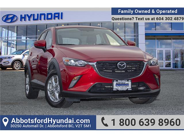 2016 Mazda CX-3 GS (Stk: AH8794) in Abbotsford - Image 1 of 28