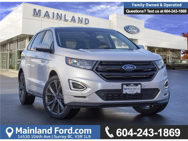 2018 Ford Edge Sport (Stk: P6320) in Surrey - Image 1 of 30